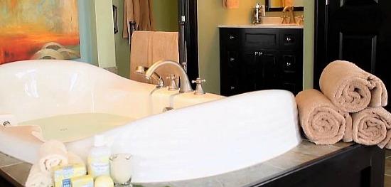 Grand Rapids, Michigan Jacuzzi Suite - Prairieside Suites