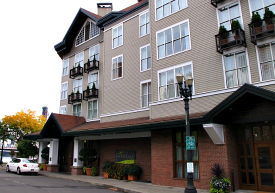 RiverPlace Hotel, Portland, OR