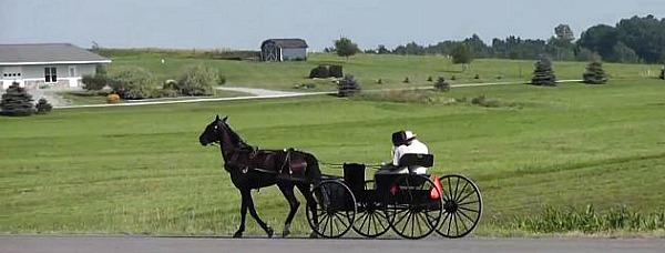Romantic Amish Country, Ohio