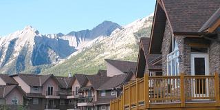 Romantic Canadian Rockies Lodge