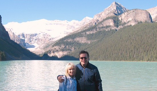 Romantic Vacation in the Canadian Rockies