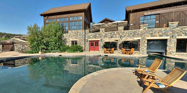 Romantic Devil's Thumb Resort & Spa, CO