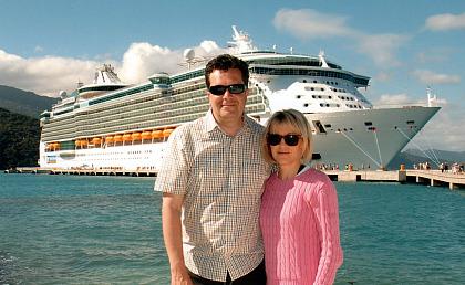 Romantic Cruise on Royal Caribbean