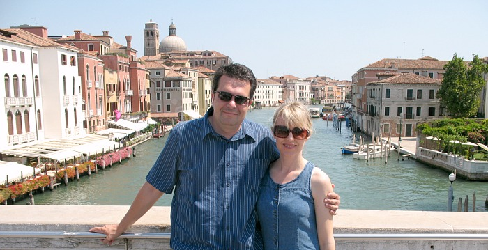 Romantic Vacation in Europe - Venice