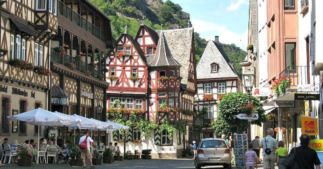 Bacharach, Germany
