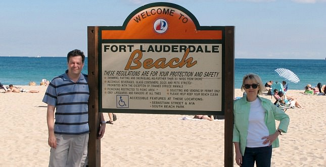 Romantic Weekend Getaway - Ft Lauderdale Beach
