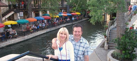 Romantic Getaway in San Antonio, TX