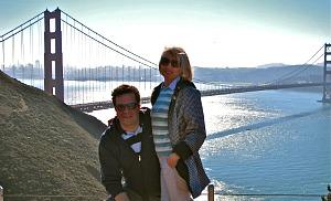 Scenic Spot - Golden Gate Bridge