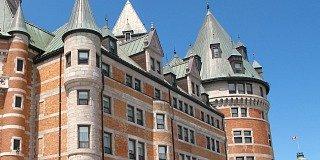 Fairmont Le Chateau Frontenac, Quebec City