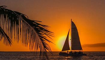 Sunset, Key West FL