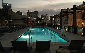Romantic Nashville TN Hotel