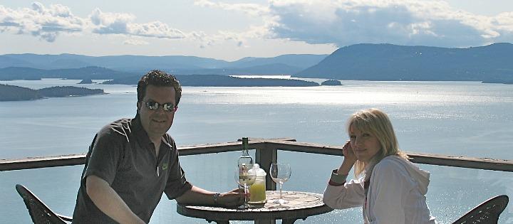 Romantic Gulf Islands, BC, Canada