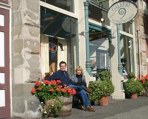 Romantic Port Townsend, WA