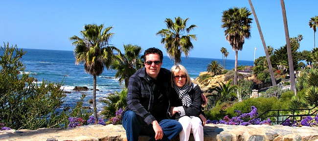 Southern california romantic getaway couples hotels for California beach vacation spots