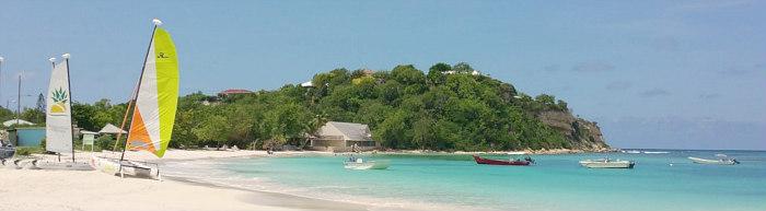 Romantic Beach - Antigua