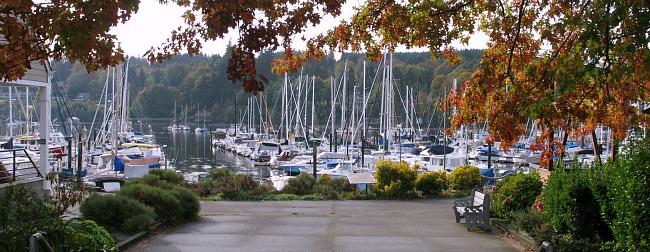 Romantic Washington State - Bainbridge Island