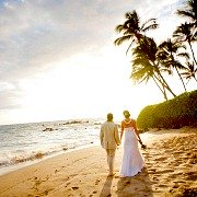 Romantic Maui Hawaii Wedding