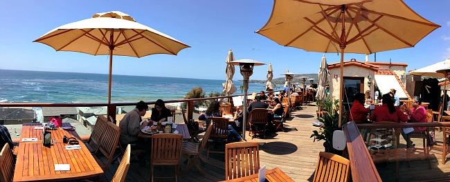 Rooftop Lounge, Laguna Beach, CA