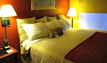 Wingate Wyndham Atlanta Bedroom
