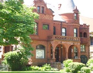 Milwaukee's Schuster Mansion Bed and Breakfast
