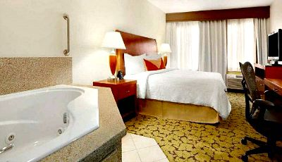 Arizona Whirlpool Suite at the Hilton Garden Inn, Scottsdale
