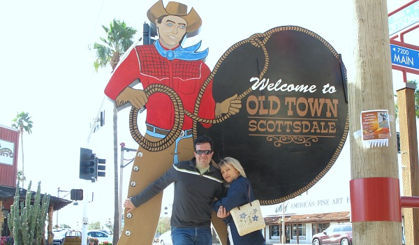 Romantic Getaway in Old Scottsdale, AZ
