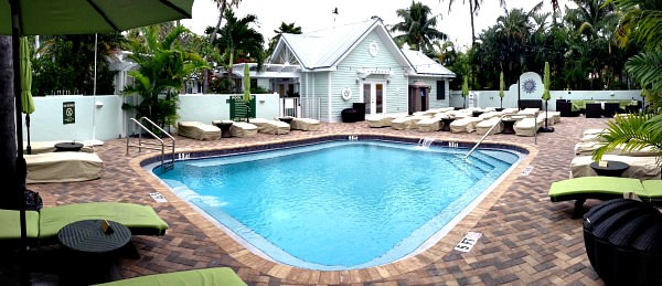 Tranquility Pool, Southernmost Hotel