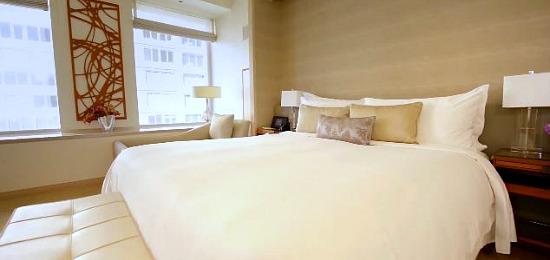 Room at the St. Regis Hotel, San Francisco CA