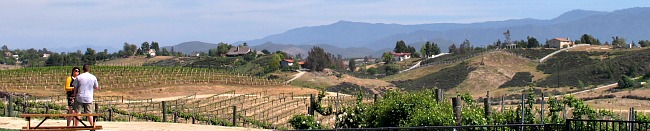 Temecula Wine Country, California