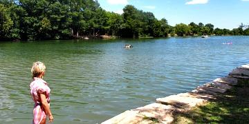 Kerrville Schreiner Park, TX Swimming