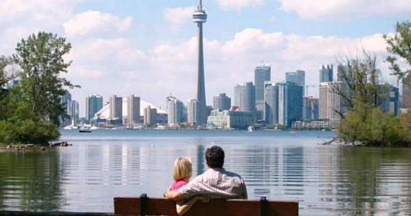 Romantic Getaway in Toronto