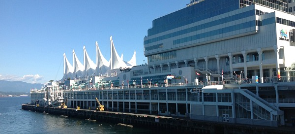 Canada Place, Vancouver BC