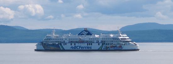 BC Ferry to Victoria