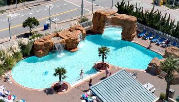 Courtyard Virginia Beach Pool