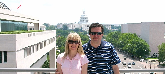 Washington DC Romantic Getaway