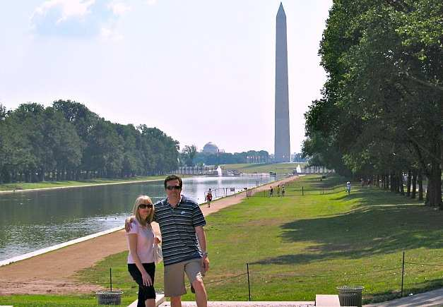 Washington DC Romantic Vacation