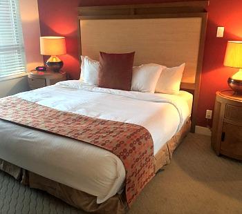 Watermark Beach Resort Bedroom